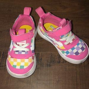 Baby Girl Vans Sneakers